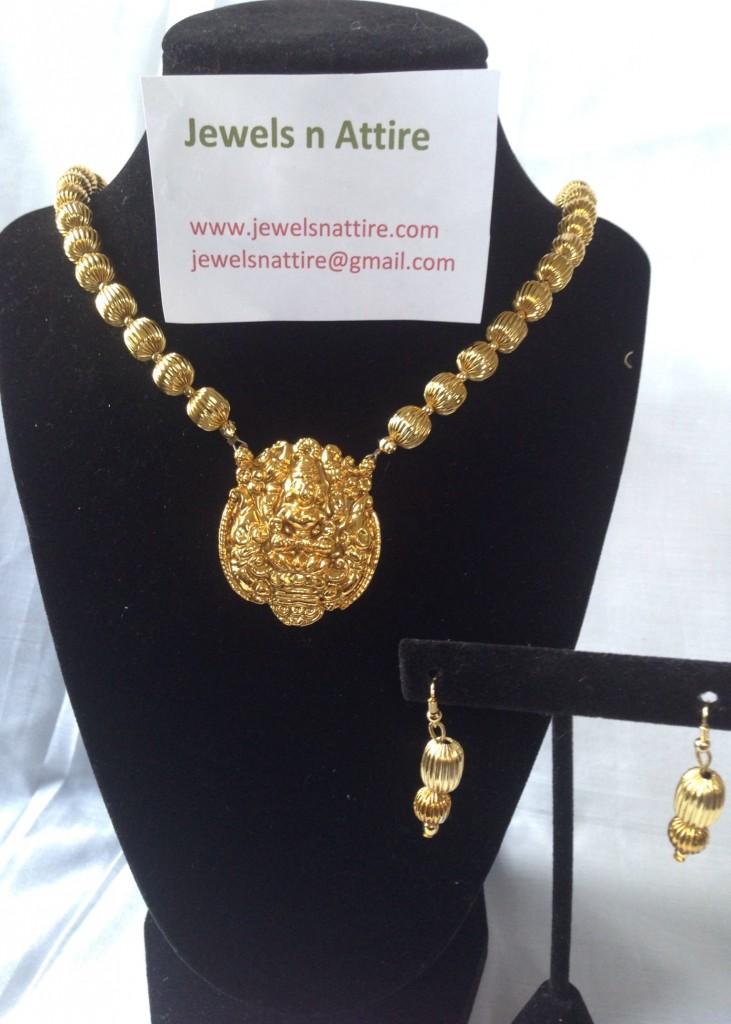 Gold Lakshmi $15