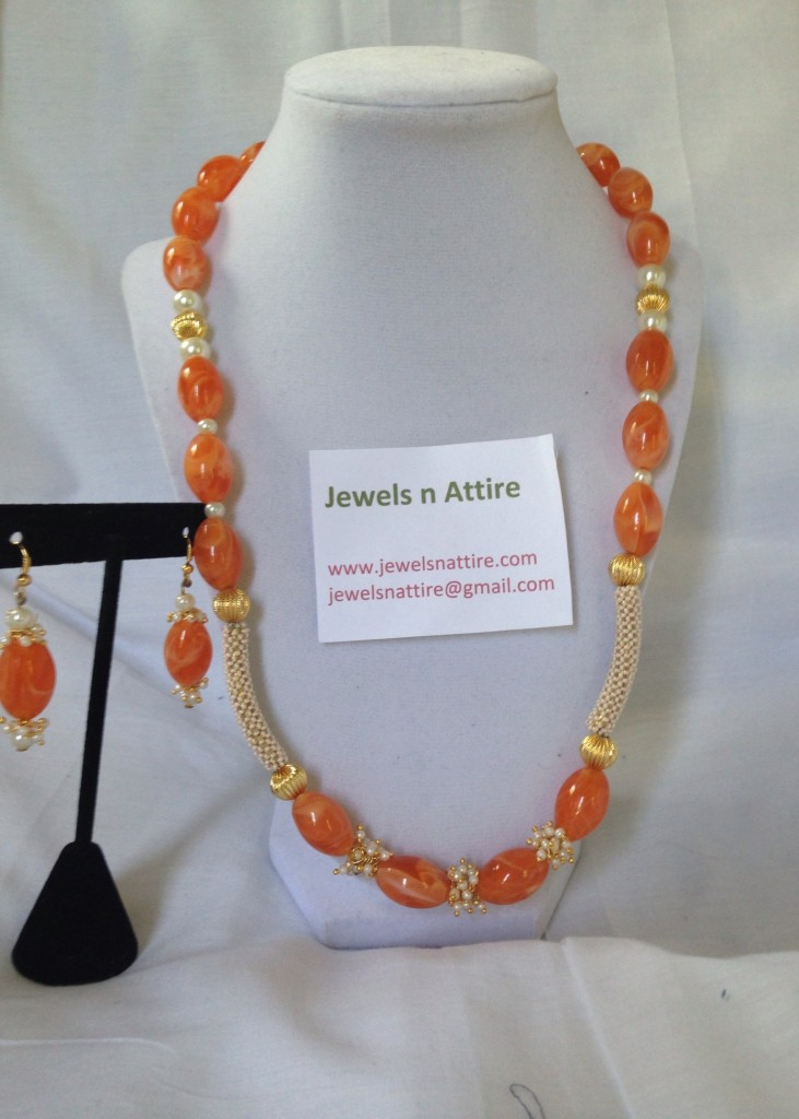 Orange set  $15